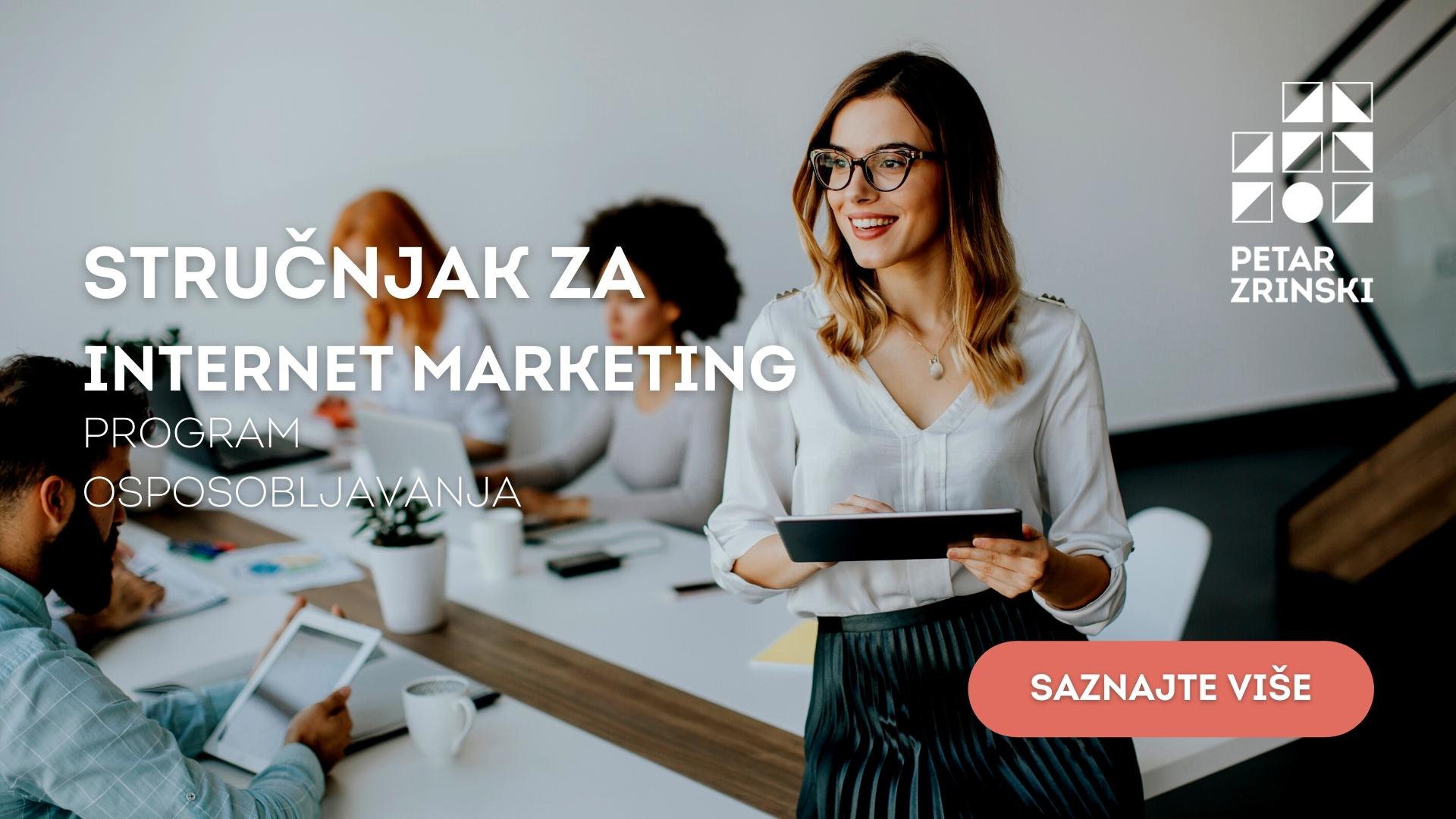 Stručnjak za Internet marketing